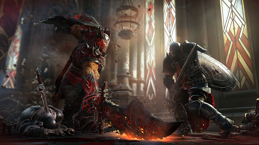 Screenshot 2 - Lords of the Fallen GOTY