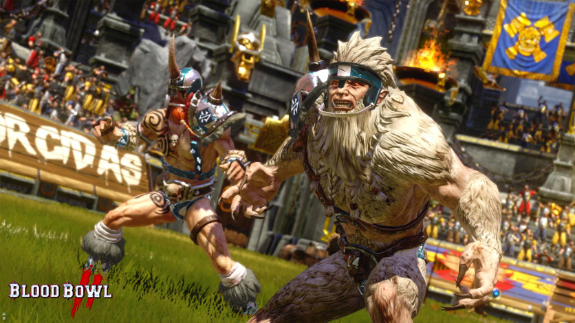 Screenshot 5 - Blood Bowl 2 - Norse