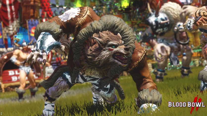 Screenshot 2 - Blood Bowl 2 - Norse
