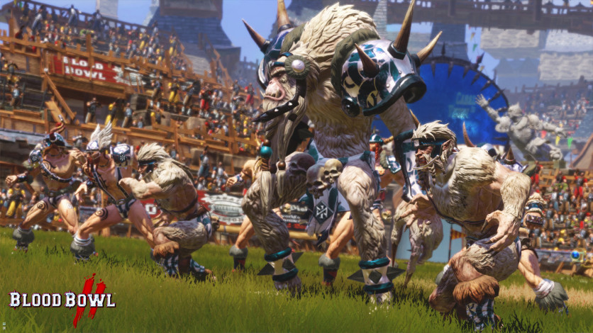 Screenshot 1 - Blood Bowl 2 - Norse
