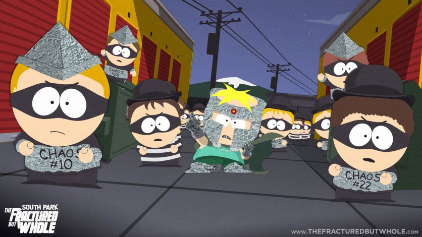 Screenshot 5 - South Park: The Fractured but Whole