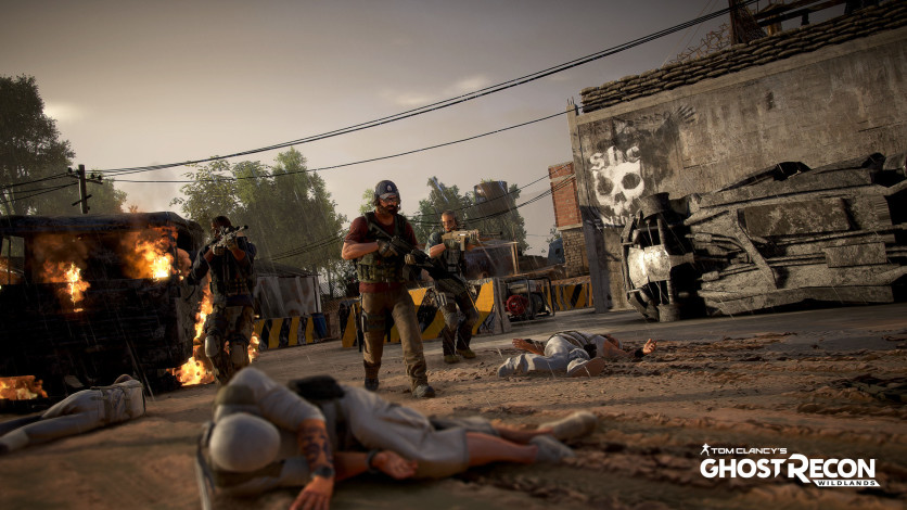 Screenshot 14 - Tom Clancy's Ghost Recon - Wildlands