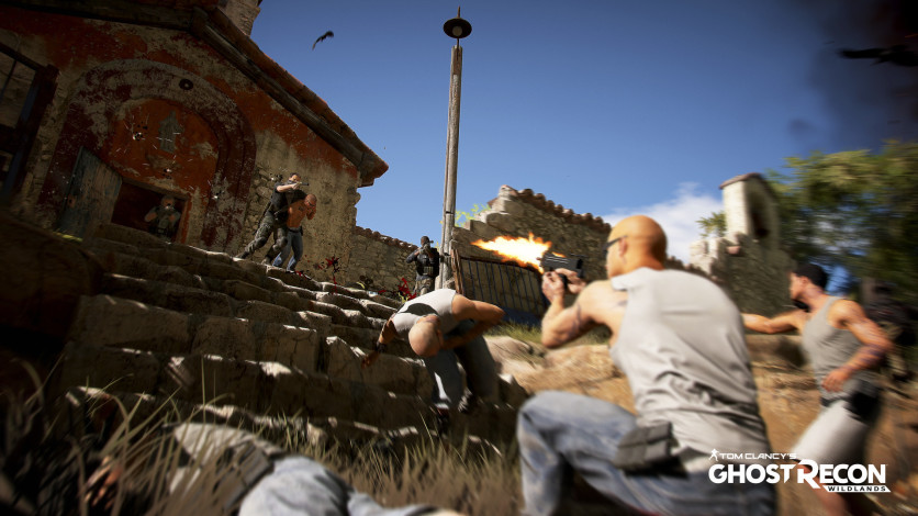 Screenshot 12 - Tom Clancy's Ghost Recon - Wildlands