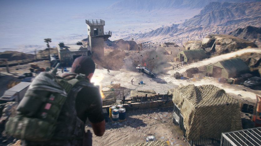 Screenshot 9 - Tom Clancy's Ghost Recon - Wildlands