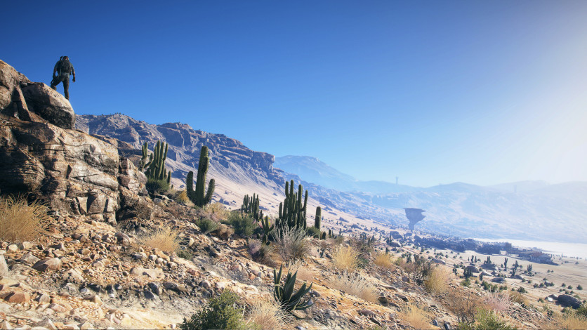 Screenshot 10 - Tom Clancy's Ghost Recon - Wildlands: Deluxe Edition