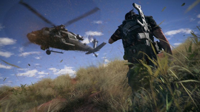 Screenshot 8 - Tom Clancy's Ghost Recon - Wildlands: Deluxe Edition