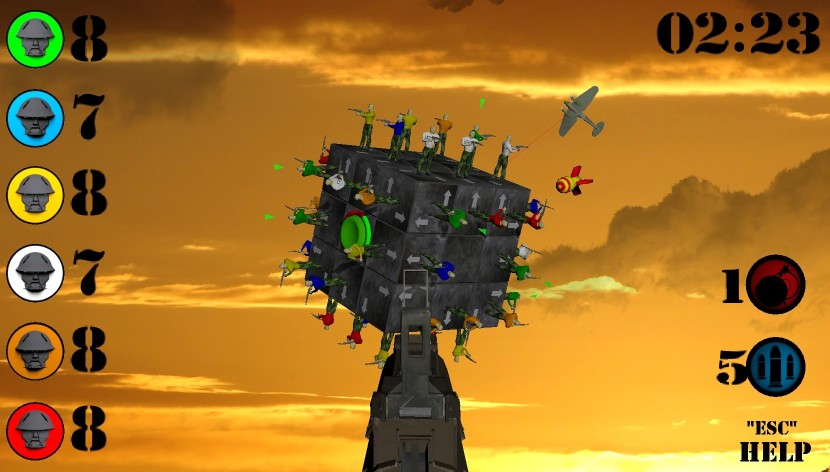 Screenshot 7 - WAR CUBE