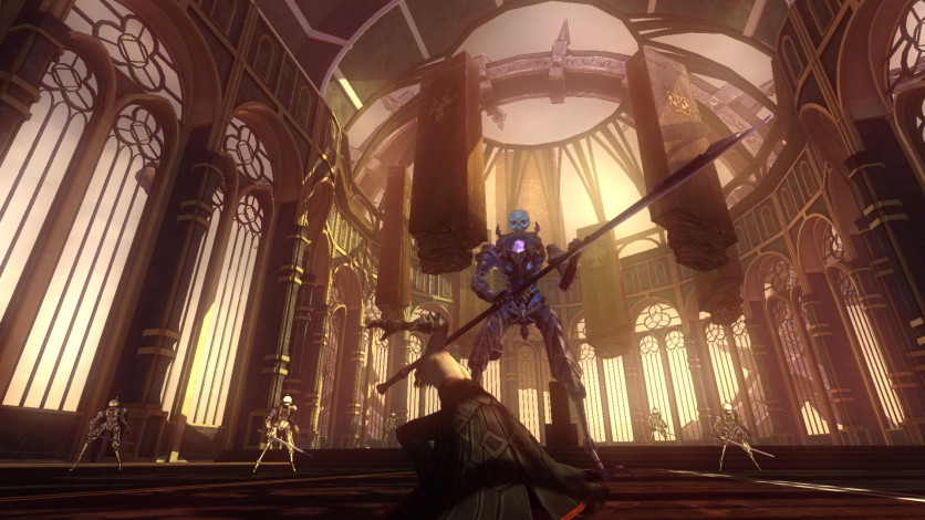 Screenshot 4 - Anima Gate of Memories
