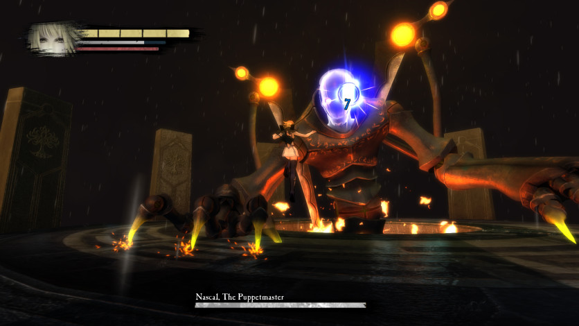 Screenshot 3 - Anima Gate of Memories