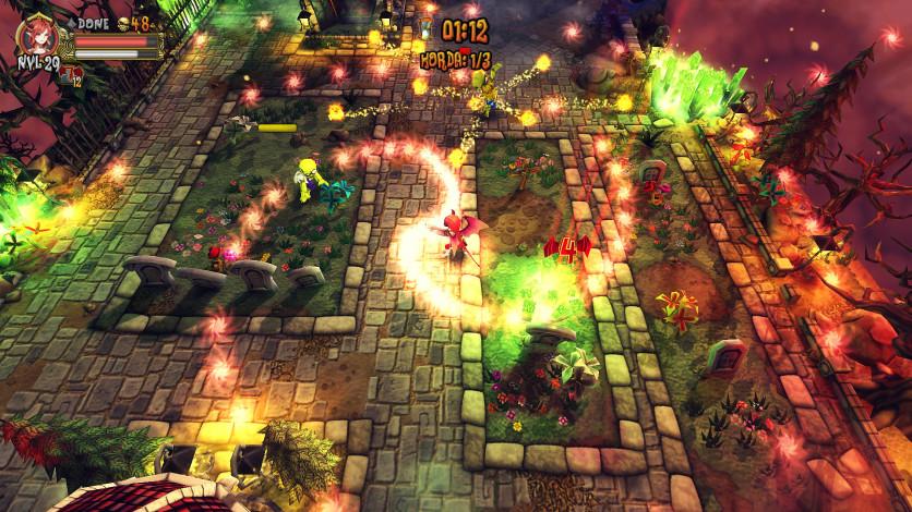 Screenshot 9 - Demon's Crystals