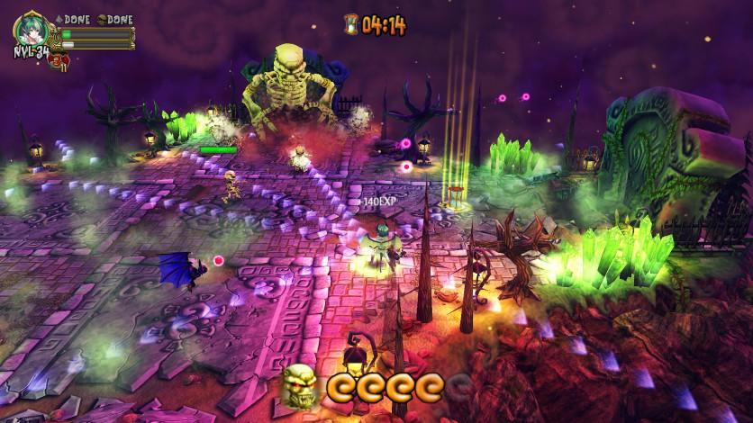 Screenshot 8 - Demon's Crystals