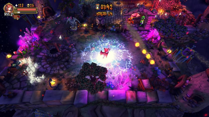 Screenshot 4 - Demon's Crystals