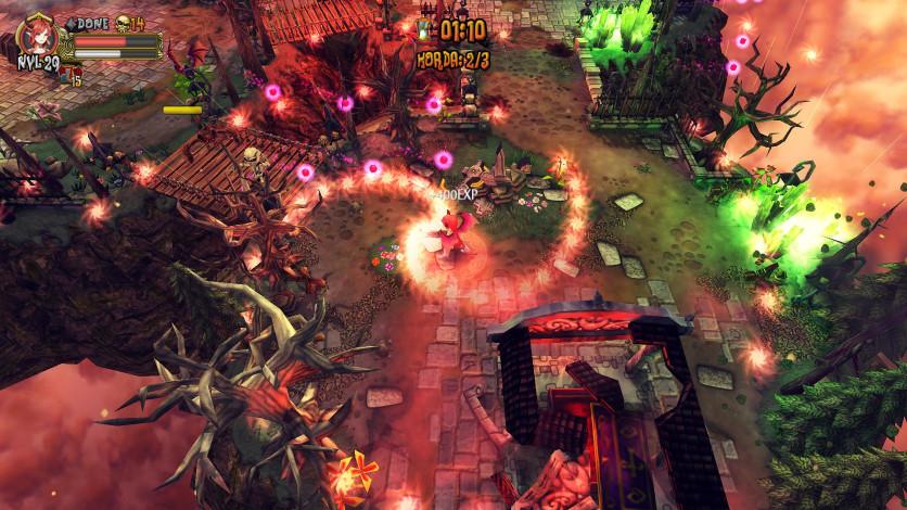 Screenshot 11 - Demon's Crystals