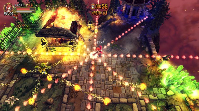 Screenshot 3 - Demon's Crystals