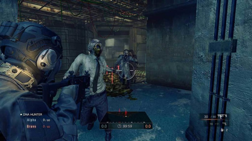 Screenshot 19 - Umbrella Corps: Deluxe Edition