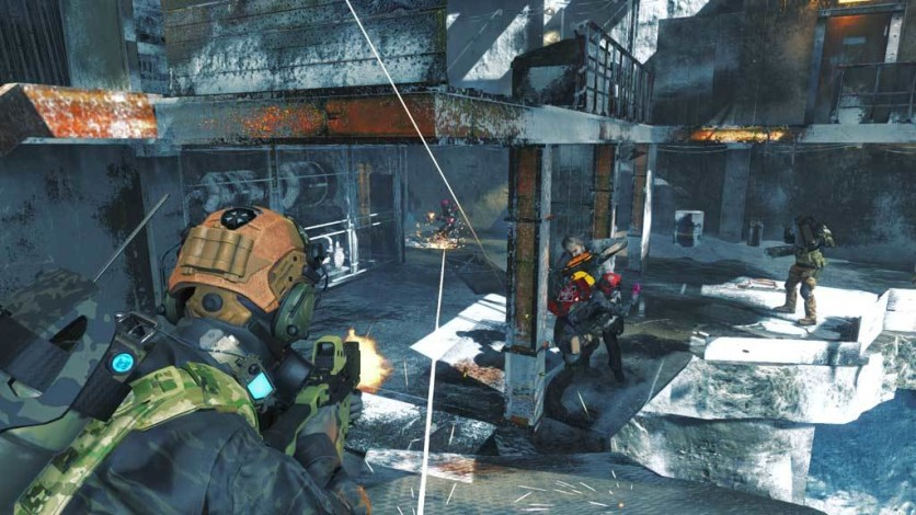 Screenshot 11 - Umbrella Corps: Deluxe Edition