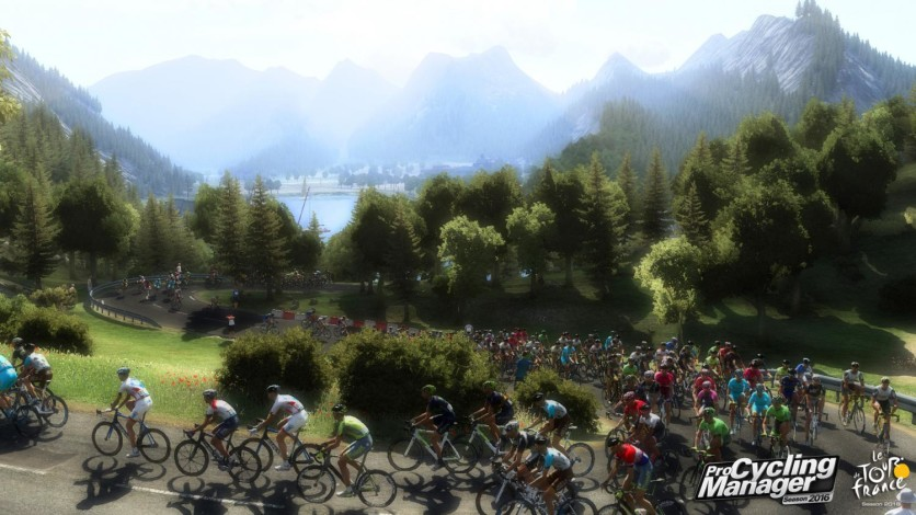 Screenshot 3 - Pro Cycling Manager 2016