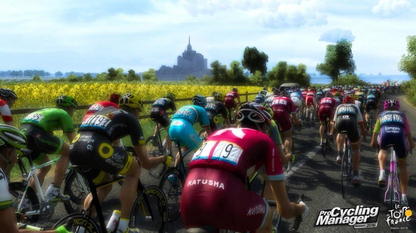 Screenshot 7 - Pro Cycling Manager 2016