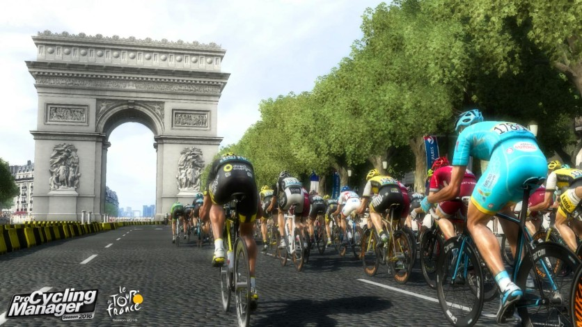 Screenshot 4 - Pro Cycling Manager 2016