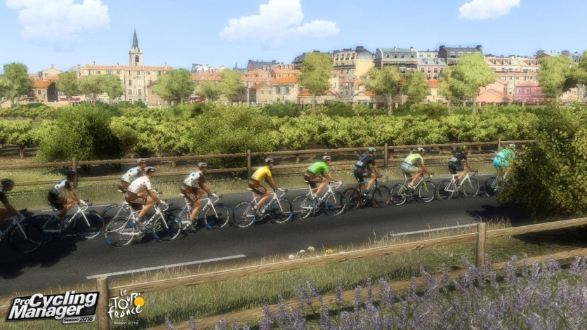 Screenshot 6 - Pro Cycling Manager 2016