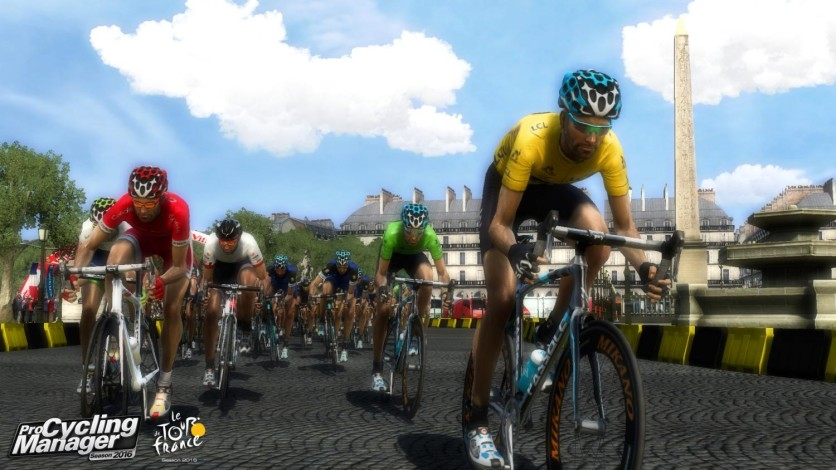 Screenshot 2 - Pro Cycling Manager 2016