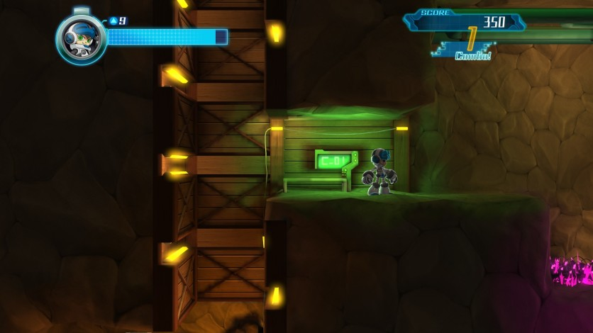 Screenshot 2 - Mighty No. 9 - Ray Expansion