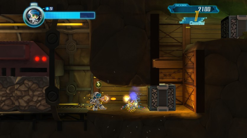 Screenshot 5 - Mighty No. 9 - Ray Expansion