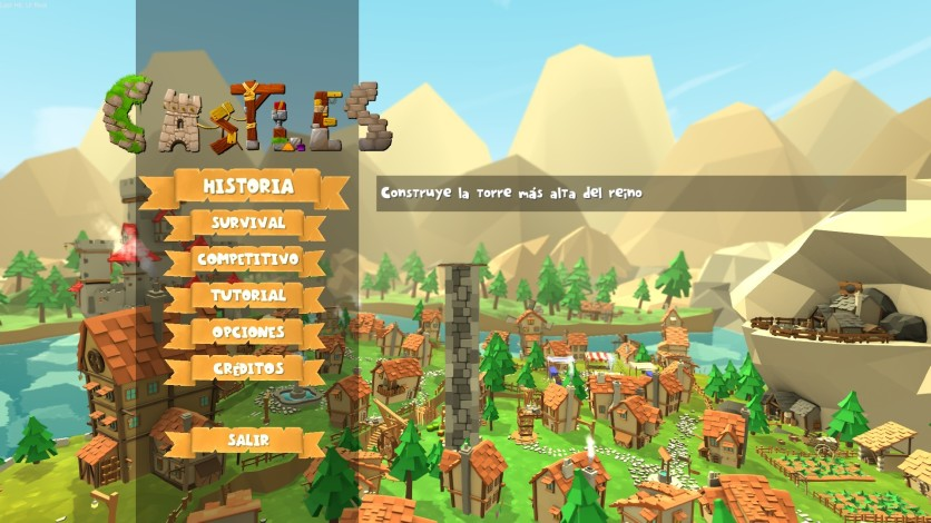 Screenshot 3 - Castles