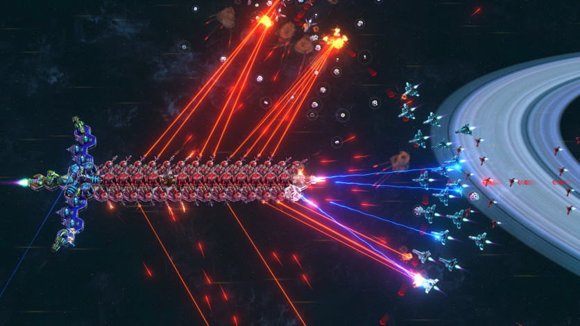 Screenshot 3 - Space Run Galaxy