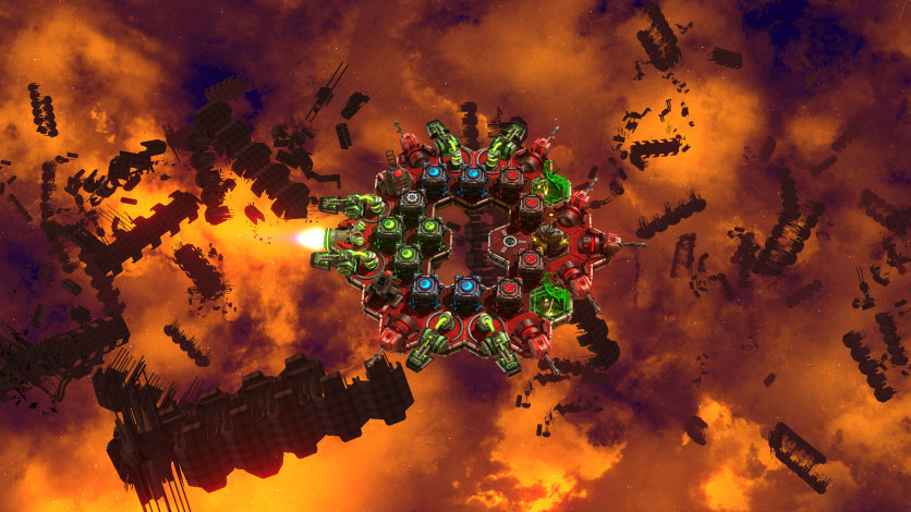 Screenshot 5 - Space Run Galaxy
