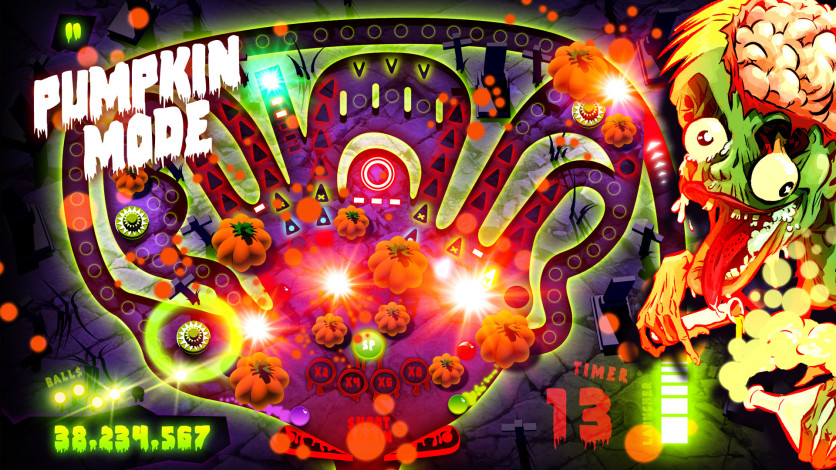 Screenshot 8 - Zombie Pinball