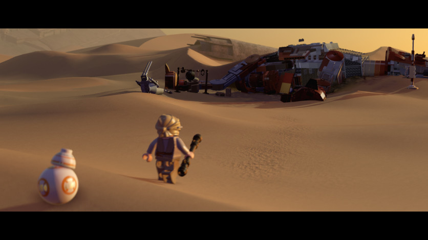 Screenshot 7 - LEGO Star Wars: The Force Awakens