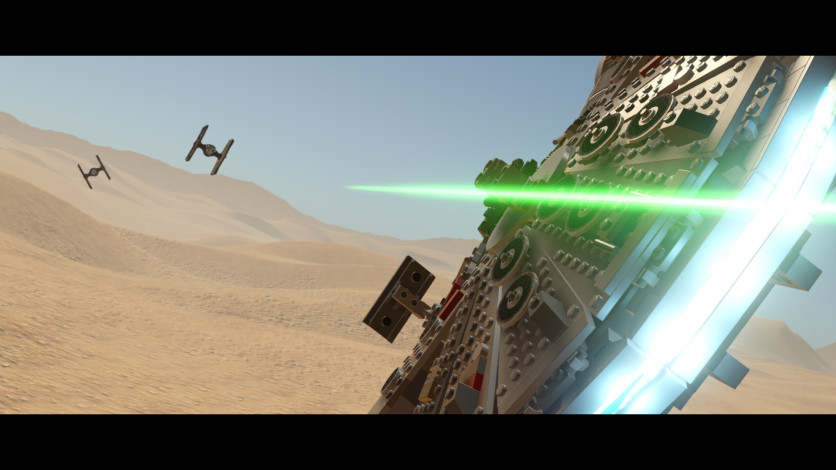 Screenshot 5 - LEGO Star Wars: The Force Awakens