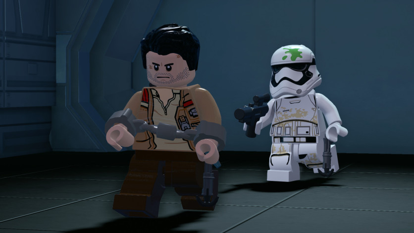 Screenshot 2 - LEGO Star Wars: The Force Awakens