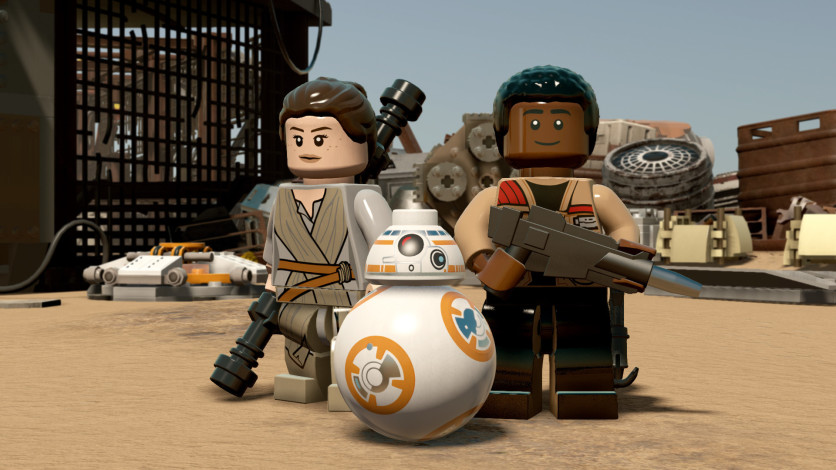 Screenshot 3 - LEGO Star Wars: The Force Awakens