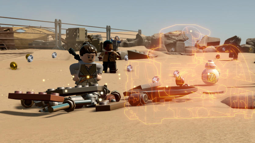 Screenshot 4 - LEGO Star Wars: The Force Awakens