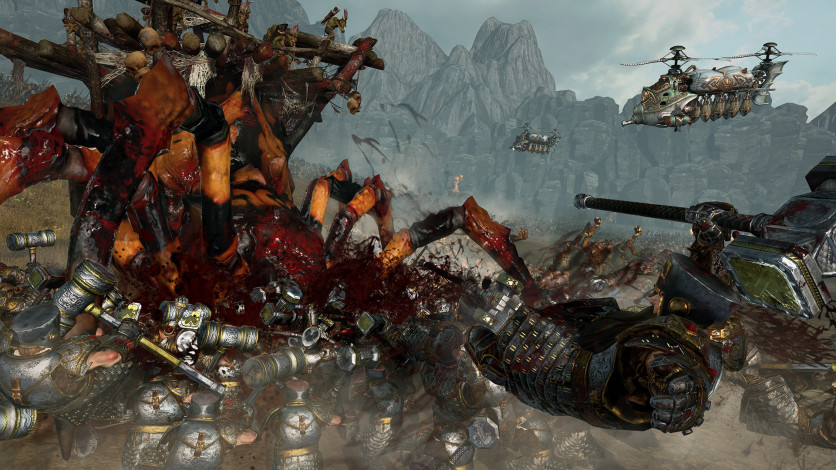Screenshot 2 - Total War: WARHAMMER - Blood for the Blood God