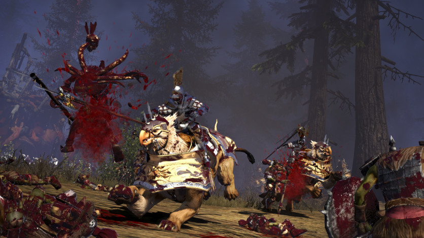 Screenshot 6 - Total War: WARHAMMER - Blood for the Blood God