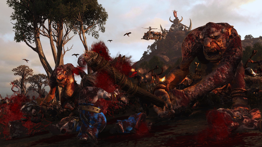 Screenshot 4 - Total War: WARHAMMER - Blood for the Blood God