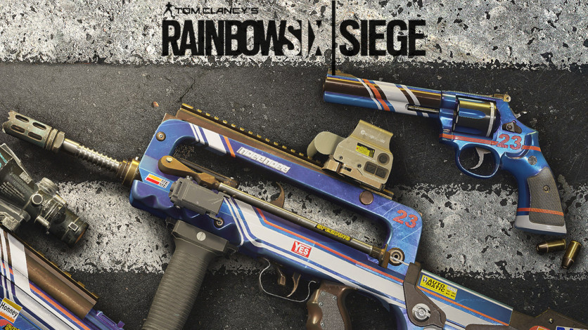 Screenshot 1 - Tom Clancy's Rainbow Six - SIEGE: Racer 23 Bundle