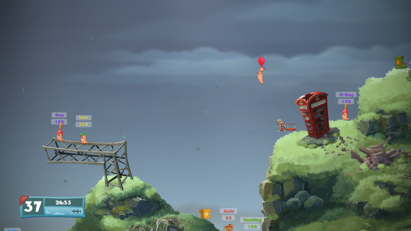 Screenshot 10 - Worms W.M.D