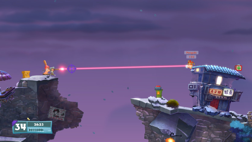Screenshot 11 - Worms W.M.D