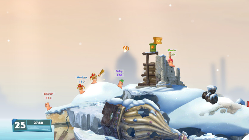 Screenshot 13 - Worms W.M.D