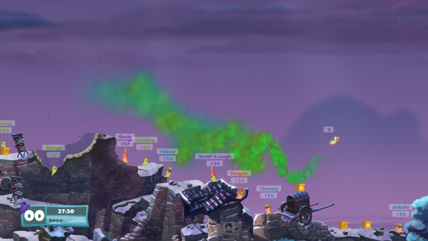 Screenshot 6 - Worms W.M.D