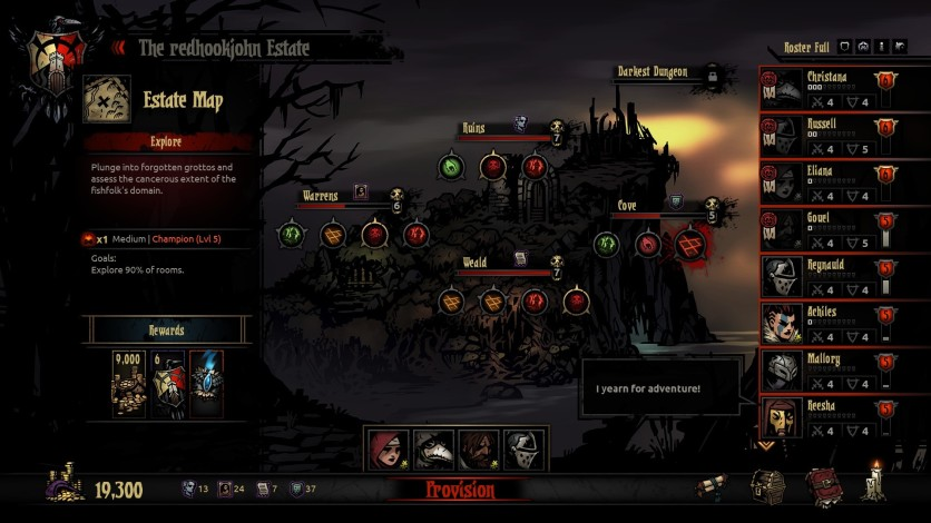 Screenshot 16 - Darkest Dungeon