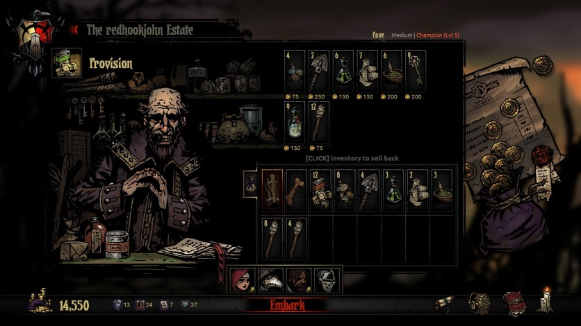 Screenshot 17 - Darkest Dungeon