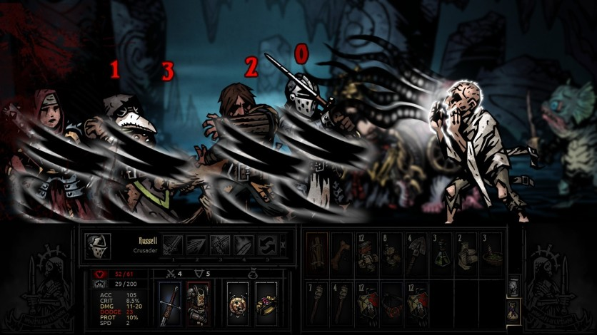 Screenshot 19 - Darkest Dungeon