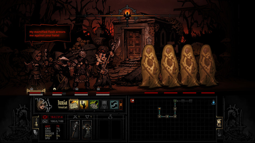 Screenshot 3 - Darkest Dungeon