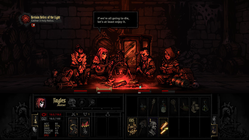 Screenshot 9 - Darkest Dungeon