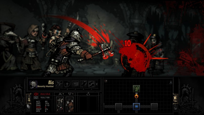Screenshot 8 - Darkest Dungeon